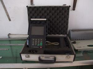 UT ( ultrasonic testing )