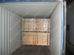 PLYWOOD CASE 20FT CONTAINER